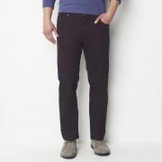 5-pockets broek, regular (recht model)