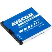 AVACOM Nokia C7, C7-00, N85, N86, X1-01 Oro, X7-00 Li-Ion 3,7V 1200mAh