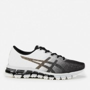Asics Women's Running Gel-Quantum 180 4 Trainers - Black/White - UK 5 - White