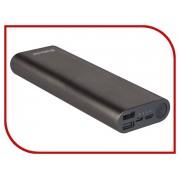 Аккумулятор Defender Lavita Fast 12000B 12000mAh Black 83626