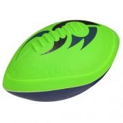 Nerf Turbo Jr Football, Green/Blue