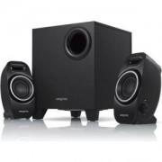 Звукова система Creative A250, 2.1 Speaker System 2х2W+5W - CREAT-SPEAK-A250