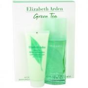 Elizabeth Arden Green Tea lote de regalo X. eau de parfum 100 ml + leche corporal 100 ml
