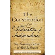 The Constitution and the Declaration of Independence: A Pocket Constitution of the United States of America, Paperback/Paul B. Skousen