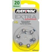 Rayovac 10 Extra Advanced - 20 blistere