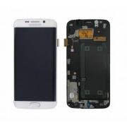 Display Samsung S6 Edge (G925) Alb Original