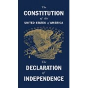 The Constitution of the United States with the Declaration of Independence, Hardcover/Castle Books