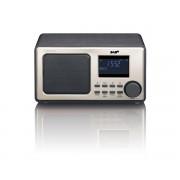 Lenco DAR-010 radio Personale Digitale Nero