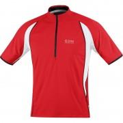 GORE RUNNING WEAR AIR Hardloopshirt korte mouwen Heren rood S 2015 Hardloopshirts