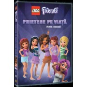 Lego Friends:Girlz 4 life - Lego Friends:Prietene pe viata-Filmul original (DVD)