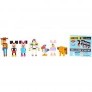Disney Pack 7 Figuras Mini Disney Crossy Road
