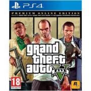 Игра Grand Theft Auto V - Premium Edition (PS4)