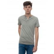 Brooksfield T-shirt serafina Grigio chiaro Cotone Uomo