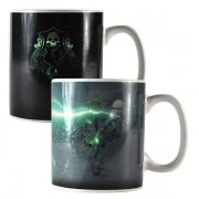 Half Moon Bay Harry Potter - Voldemort Heat Change Mug