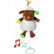 Jucarie bebelusi Minimi Tuck Musical Sheep