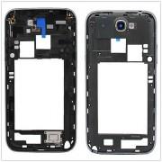 Frame ou carcaça traseira Samsung Galaxy Note II 2 Preta
