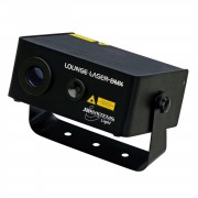 JB Systems Lounge Laser DMX con Water Wave Efecto LED