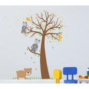 MagisWall zidna naljepnica Fun Tree