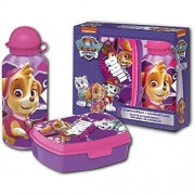 Nickelodeon Lunchset Paw Patrol 2 delig lila