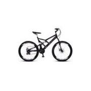 Bicicleta Colli Aro 26 Dupla Suspensão Freios á Disco - 220
