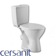 Set wc compact Senator S010 rez 3/6 cap PP K100-210 CERSANIT