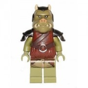 Lego Star Wars Gamorrean Guard Minifigure 9516