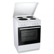 Готварска печка Gorenje E6141WB, клас A, 4 нагревателни зони, 67 л. обем, AquaClean почистване, система за сигурност, бяла