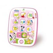 Clementoni - Tableta interactiva Disney Minnie Mouse