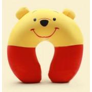 Cute Pooh U Shape Feeding & Nursing Baby Neck Pillow