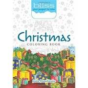 Bliss Christmas Coloring Book: Your Passport to Calm, Paperback/Jessica Mazurkiewicz