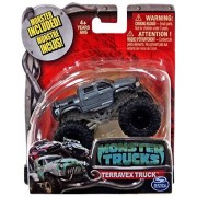 NEW!! Monster Inside 'Terravex Truck' Monster Trucks