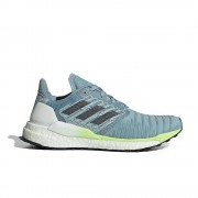 adidas Solar Glide Women's Running Shoes Grey UK6.5
