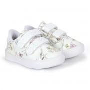 Pantofi Fete Bibi Agility Mini Floral-Glitter