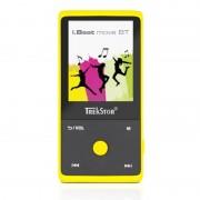 MP3 Player cu bluetooth Trekstor, 8 GB, LCD, Galben