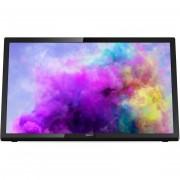 """Philips 24pfs5303/12 Tv Led 24"""" Full Hd 2hdmi Usb Classe A+ Colore Nero"""