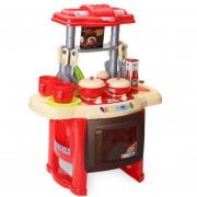 Juguetes De Cocina 360DSC 1800-2 - Rojo