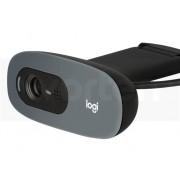 Logitech Webcam LOGITECH C270 (3 MP - Foto - Con Micrófono)