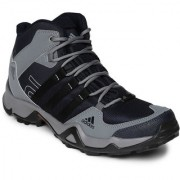 ADIDAS Men Navy Grey AX2 MID Outdoor Shoes