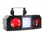 Beamz URANUS MOONFLOWER LED DJ светлинен ефект 6-канала строб (Sky-153.381)