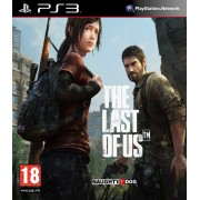 PS3 The Last of Us**
