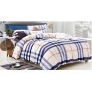 Lenjerie de pat dublu din microfibră Evia Home PLC010/70
