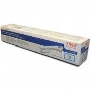 Toner Okidata 43459303 Original Para C3400n C3600n C3530MFP MC360 Rendimiento 2,000 Páginas En Color-Cian