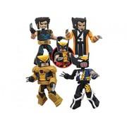 Diamond Select Toys San Diego Comic-Con 2013 Wolverine Saga Minimates Box Set