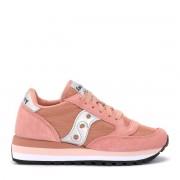 Saucony Sneaker Saucony Jazz Triple in suede e tessuto rosa antico
