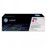 0 HP CE413A M M (HP 305A) Magenta Lasertoner, Original