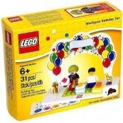 Toy Lego Lego Set Minifig Minifig Birthday Set (850791) by Lego Lego [Parallel import goods]