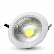 40W LED COB Downlight Round A++ 120Lm/W 3000K