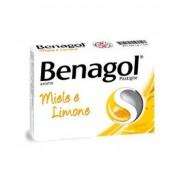 Reckitt Benckiser H.(It.) Spa Benagol Aroma Miele E Limone 16 Pastiglie