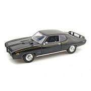 1969 Pontiac GTO Judge 1/18 Black