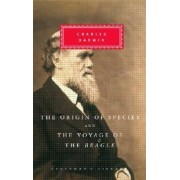 The Origin of Species and the Voyage of the 'Beagle': Introduction by Richard Dawkins, Hardcover